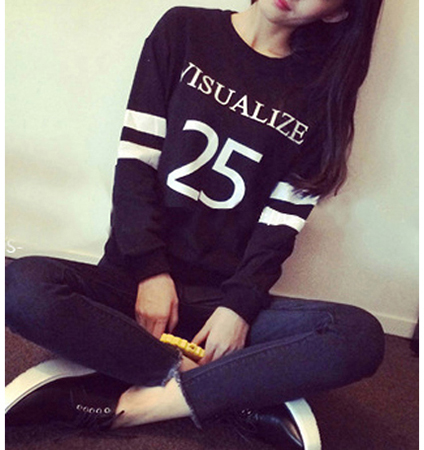 Womens Sweatshirt – Visualize Your Future
