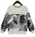 Womens Sweatshirt – Off White / Graphic Design